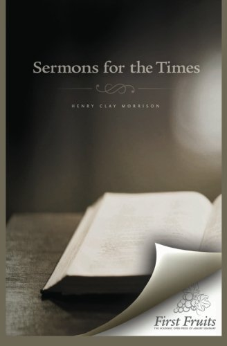 9780984738649: Sermons for the Times
