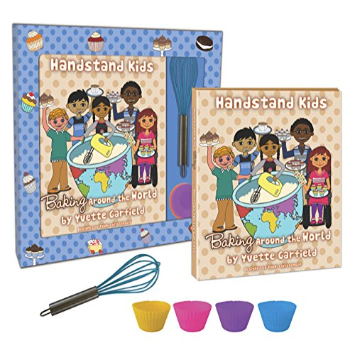 9780984747603: Handstand Kids Baking Around the World Cookbook Kit