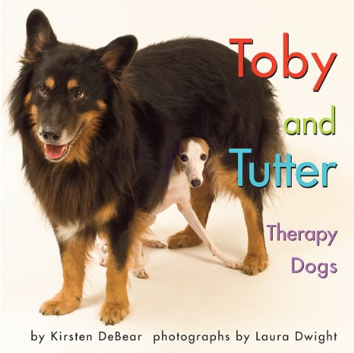 9780984781201: Toby and Tutter Therapy Dogs