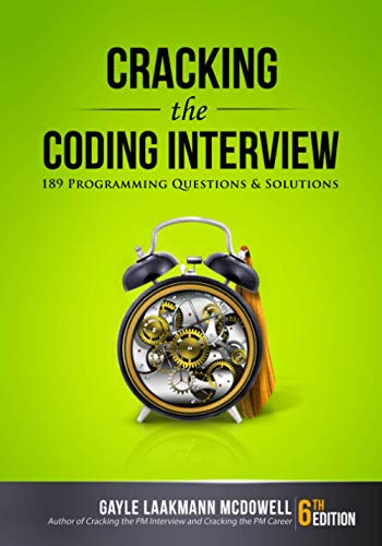 9780984782857: Cracking the Coding Interview: 189 Programming Questions and Solutions
