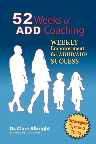 52 Weeks of ADD Coaching: Clare Albright
