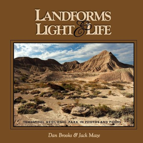 9780984807321: Landforms, Light and Life