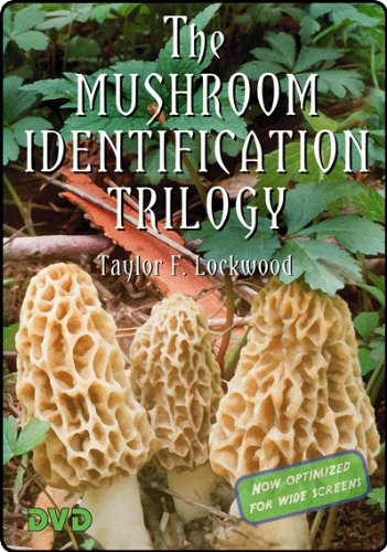 9780984814541: The Mushroom Identification Trilogy, Optimized Wide Screen Version