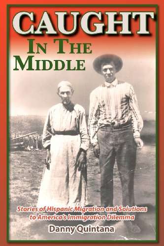 9780984824380: Caught in the Middle: Stories of Hispanic Migration