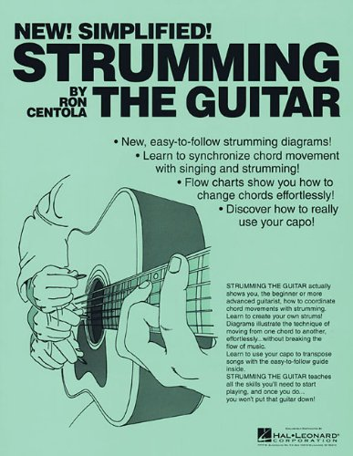 STRUMMING THE GUITAR (0984824421) by Ron Centola