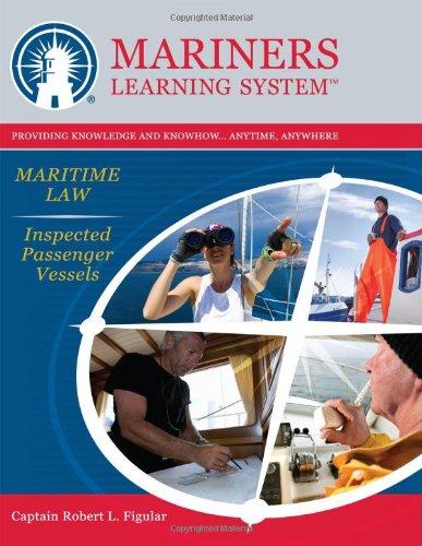 9780984836246: Coast Guard Captains License - Maritime Law (Inspected Passenger Vessels)