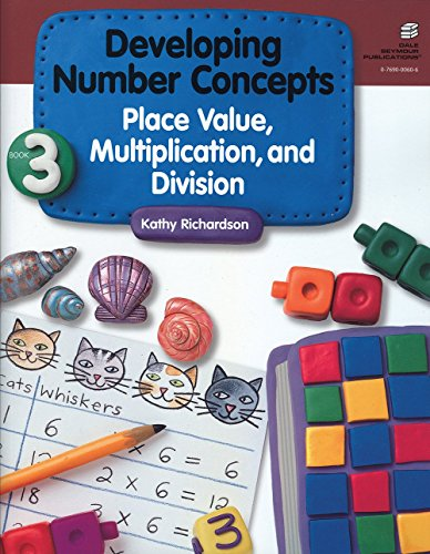 9780984838165: Developing Number Concepts, Book 3: Place Value, Multiplication, and Division