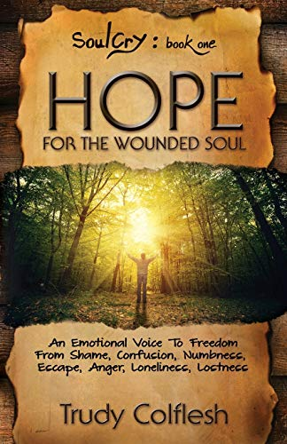 Hope for the Wounded Soul, Soulcry Book 1: An emotional voice to freedom from shame, confusion, ...