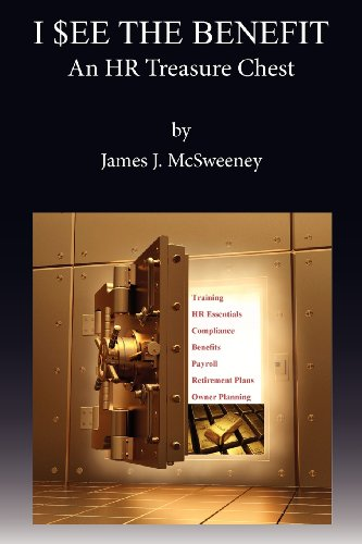 I See The Benefit: James J. McSweeney