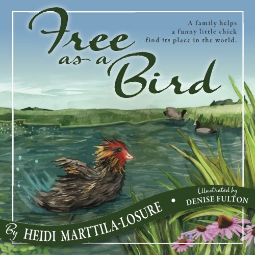 Free as a Bird A family helps a funny little chick find its way in the world: Heidi Marttila-Losure