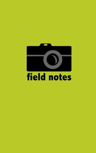 9780984913008: Field notes