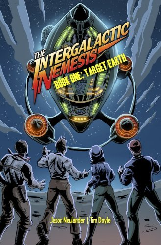 Target Earth (The Intergalactic Nemesis): Jason Neulander