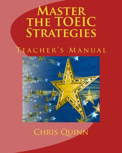9780984926817: Master the TOEIC: Strategies Teacher's Manual (Volume 1)