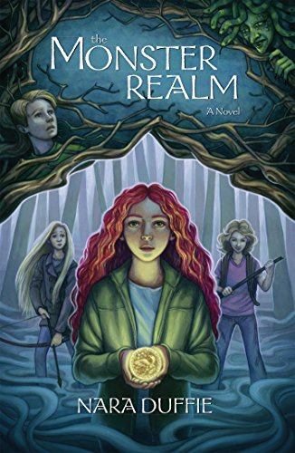 The Monster Realm (Hardcover): Duffie, Nara