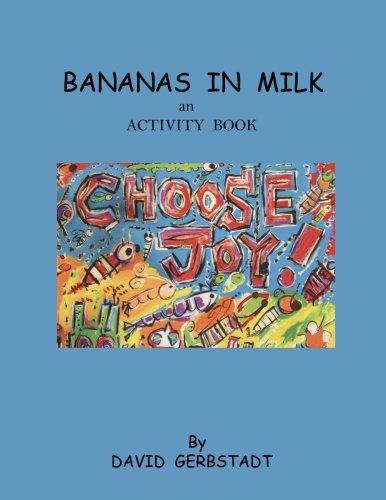 9780984960613: Bananas in milk: an Activity Book