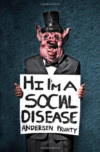 9780984969203: Hi I'm a Social Disease: Horror Stories