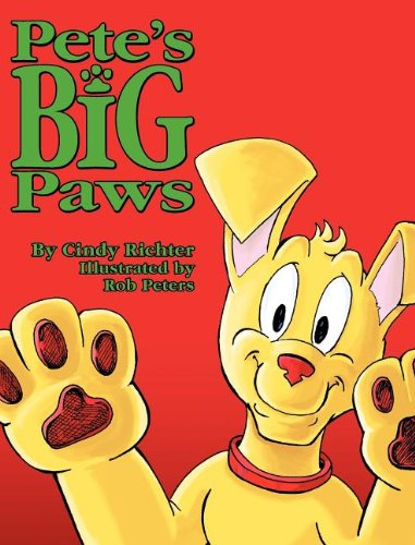 9780984973200: Pete's Big Paws - Hardcover