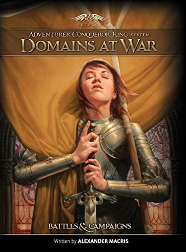 Domains at War Battles and Campaigns Compendium: Macris, Alexander