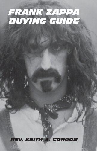 9780985008437: Frank Zappa Buying Guide