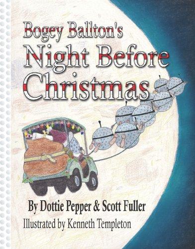 9780985014124: Bogey Ballton's Night Before Christmas