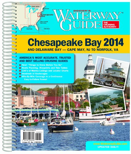 9780985028626: Waterway Guide Chesapeake Bay 2014 (Waterway Guide. Chesapeake Bay Edition)