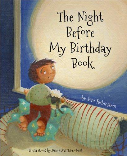 9780985032401: The Night Before My Birthday Book