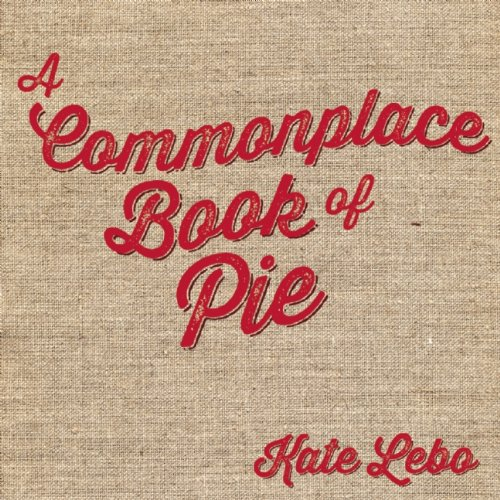 Commonplace Book of Pie