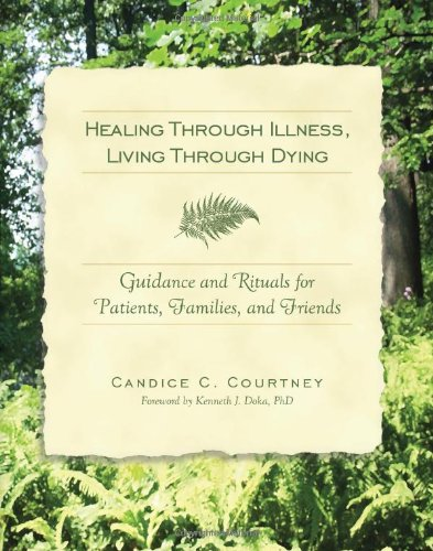9780985052225: Healing Through Illness, Living Through Dying: Guidance and Rituals for Patients, Families, and Friends