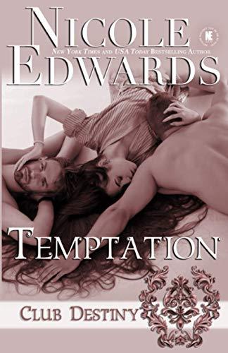 9780985059149: Temptation: A Club Destiny Novel: Volume 2