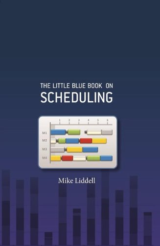 The Little Blue Book On Scheduling: Mike Liddell