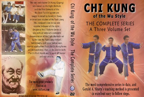 9780985081645: Chi Kung of the Wu Style