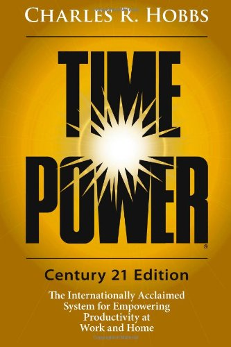 9780985085001: Time Power: The Internationally Acclaimed System for Empowering Productivity at Work and Home