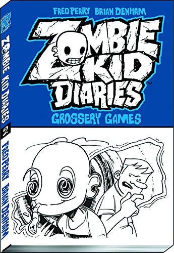 Zombie Kid Diaries Volume 2: Grossery Games: Fred Perry