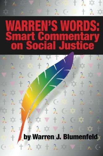 Warren's Words: Smart Commentary on Social Justice: Blumenfeld, Warren J