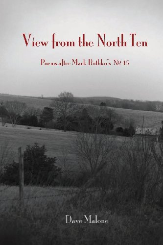 9780985133733: View from the North Ten: Poems After Mark Rothko's No. 15