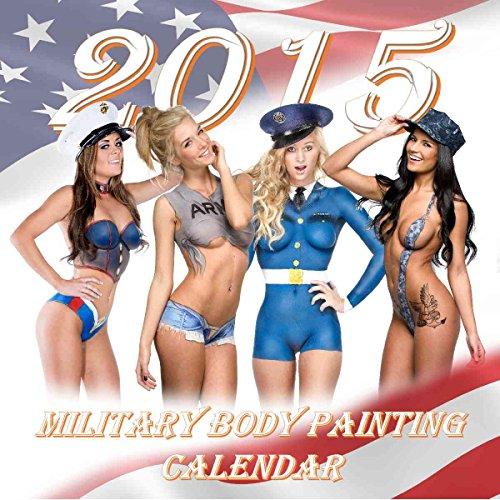 9780985145736: 2015 Military Body Painting Calendar