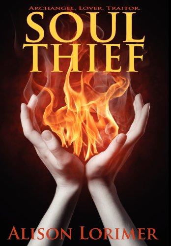 Soul Thief (Angellion): Alison Lorimer