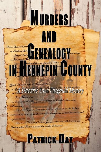 9780985151409: Murders and Genealogy in Hennepin County: A Detective Anna Fitzgerald Mystery