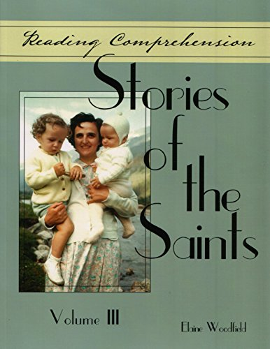 9780985164263: Stories of the Saints: Volume III