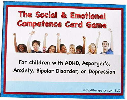 9780985183837: The Social & Emotional Competence Card Game