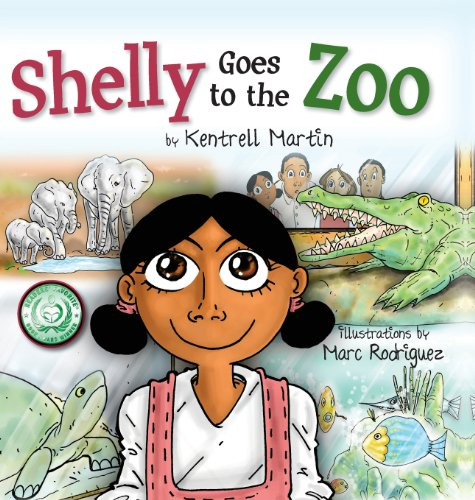 9780985184537: Shelly Goes to the Zoo