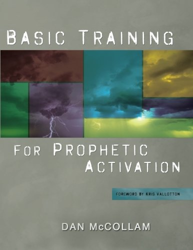 9780985186333: Basic Training for Prophetic Activation
