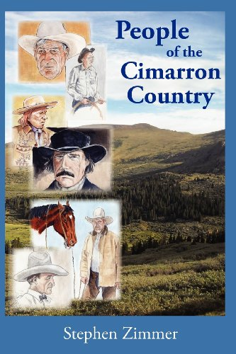 9780985187644: People of the Cimarron Country