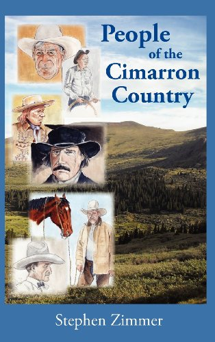 9780985187651: People of the Cimarron Country