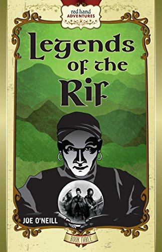 Legends of the Rif (Red Hand Adventures): O'Neill, Joe