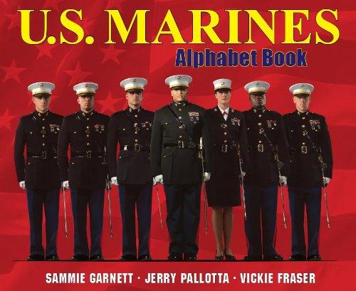U.S. MARINES Alphabet Book: Sammie Garnett; Jerry Pallotta