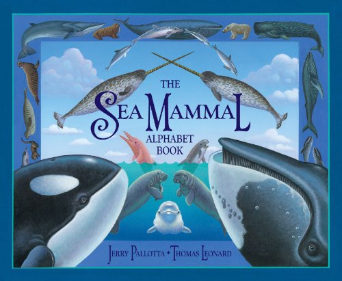 9780985203245: The Sea Mammal Alphabet Book