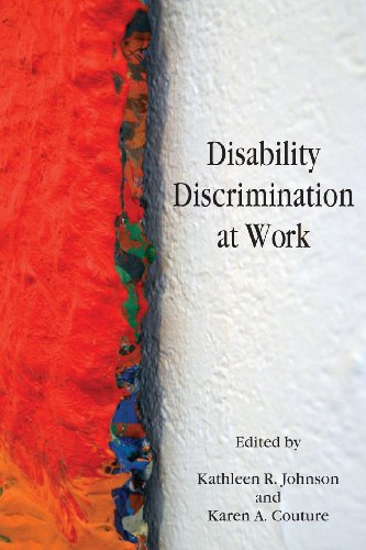9780985203856: Disability Discrimination at Work