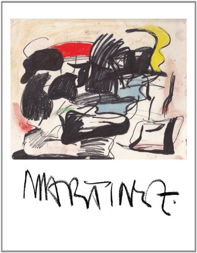 Eddie Martinez: Studio Drawings: Martinez, Eddie; O'Brien, Glenn [Essay]