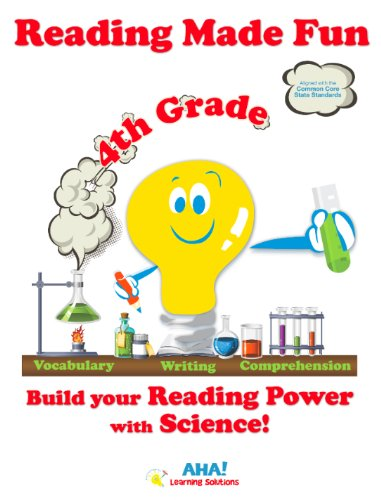 Reading Made Fun - 4th Grade - Common Core Standards (Hands-on Science Experiments make building ...